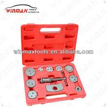WINMAX 12 PCS BRAKE PISTION CALIPER REWIND BACK TOOL KIT CAR TOOLS WT04019