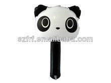 Inflatable Panda Head Bang Bang Stick