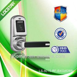 Classroom Mortise Lock Leverset RFID Card Hotel Lock