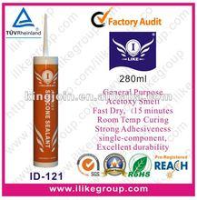 Economical White Gap and Joint Sealing Acrylic Latex Adhesive Sealants(SGS,REACH)