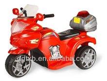 Ride on plastic toy motorbike 818-blue