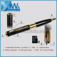 640*480 Video,photo function Video Pen