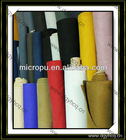 Various colourful leather rolls material