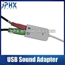 Apple usb 3.5mm laptop audio video av adapter