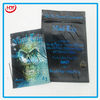 Spice blend Colorful different flavor ziplock bags smoke potpourri zipper bag/ insence smell packaging