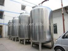 100-2000L Stainless Steel Water/Oil Storage Tank
