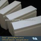 Gaoteng fireclay brick price (92% alumina lining bricks) for ceramic ball mill lining