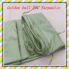 Army green PVC tarpaulin cover