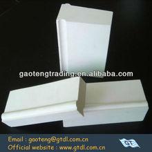 Gaoteng alumina ceramic tile for ceramic grinding ball mill liner