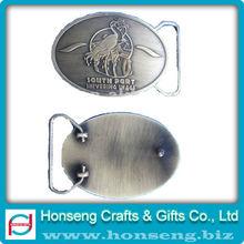 Fashion Design Customized Brass Belt Buckles