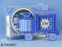Small engine alarm clock 4 color