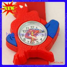 Fashion sport quartz watch silicone wrist