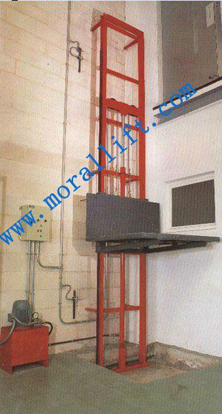 Drywall elevador
