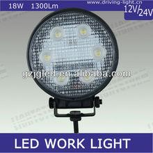 Car Accessory 4X4 Off Road Working Lamp 12V UTV Motocycle Led Outdoor Lighting