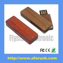 wholesale christmas gift genuine usb 2.0 4gb 8gb 16gb wooden usb flash drive free dhl/ems/fedex/ups