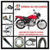 motocicleta refacciones para GL150 CARGO