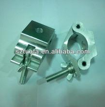Complicate high precision milling service