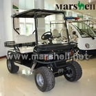 4 wheel electric garden cart for sale DH-C2 with CE Certificate