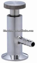 saintary clamped sampling valve