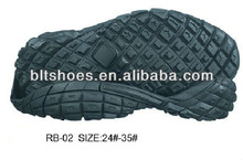 High Quality Rubber Shoes Outsole
