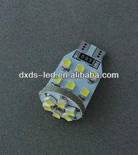 T15 18SMD 3528 car led light t20 w21/5w 7443