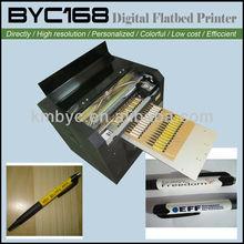 mini digital self clean ballpoint pen jet printing machine