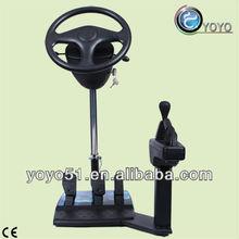 Make For International Market Manual Transation Driving Simulator English Version Software