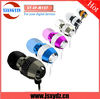 2013 Newest design fashion stereo metal safety earphones earphone tips