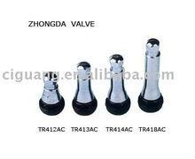 passenger car snap-in Tubeless valves
