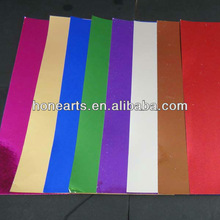 aluminium foil faced cardboard