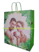 wholesale fashional paper bag manufacturer