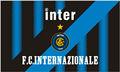 inter mailand fahne
