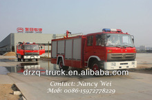 dongfeng china fire engine, rescue water vehicle