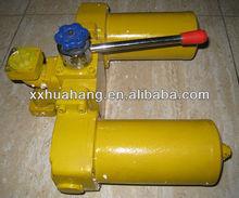 Hot Sale Duplex Middle Pressure Line Filter SZU-A63X10, oil of the pipeline,oil filter