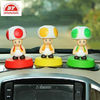 "3"" Plastic 3D Figurine for Car Decoration Toys ICTI Factory"
