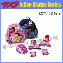 inline skates,helmet shoe,fashion skates,adjustable inline roller skates