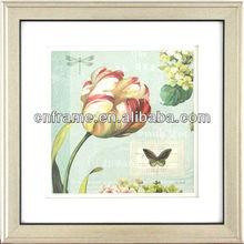 Flower picture frame decorative original photo frames KX_313A_4242