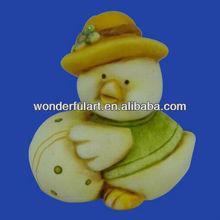 ceramic garden decoration chicken