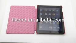new come popular smart cover rotating folding stand leather case for ipad 2 3 4