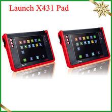 Most powerful auto scanner code reader x431 pad launch 100% original update via internet