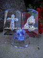 De cristal de vidrio santa biblia de regalo, santa decoración de cristal de la biblia