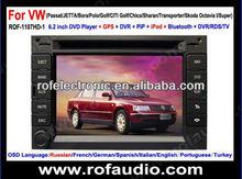 Best seller S60 For VW TRANSPORTER(T4/T5)(1998-2009) car dvd gps