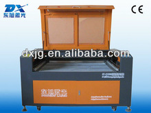 DX-1390S Laser cutting system with two head