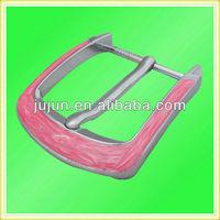 2013 simple design cowgirl belt buckle,pink buckles