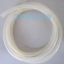 Customized size industrial&food&medical grade silicone rubber tube