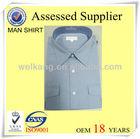 high quality man shirt solid/stripe cotton shirts