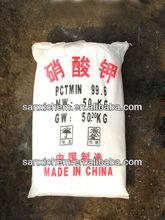 Potassium nitrate KNO3