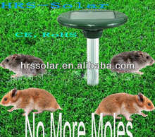 China patent product Solar Snake& Moles Mole Repeller Solar rodent Mole Repeller