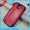 2013 New Design Holster Case For Samsung S4 I9500 Flip Case With Stand