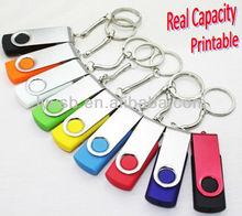 colourful plastic usb flash drive with customer's logo ,twister usb flash drive 128MB -32GB , OEM swivel usb flash drive